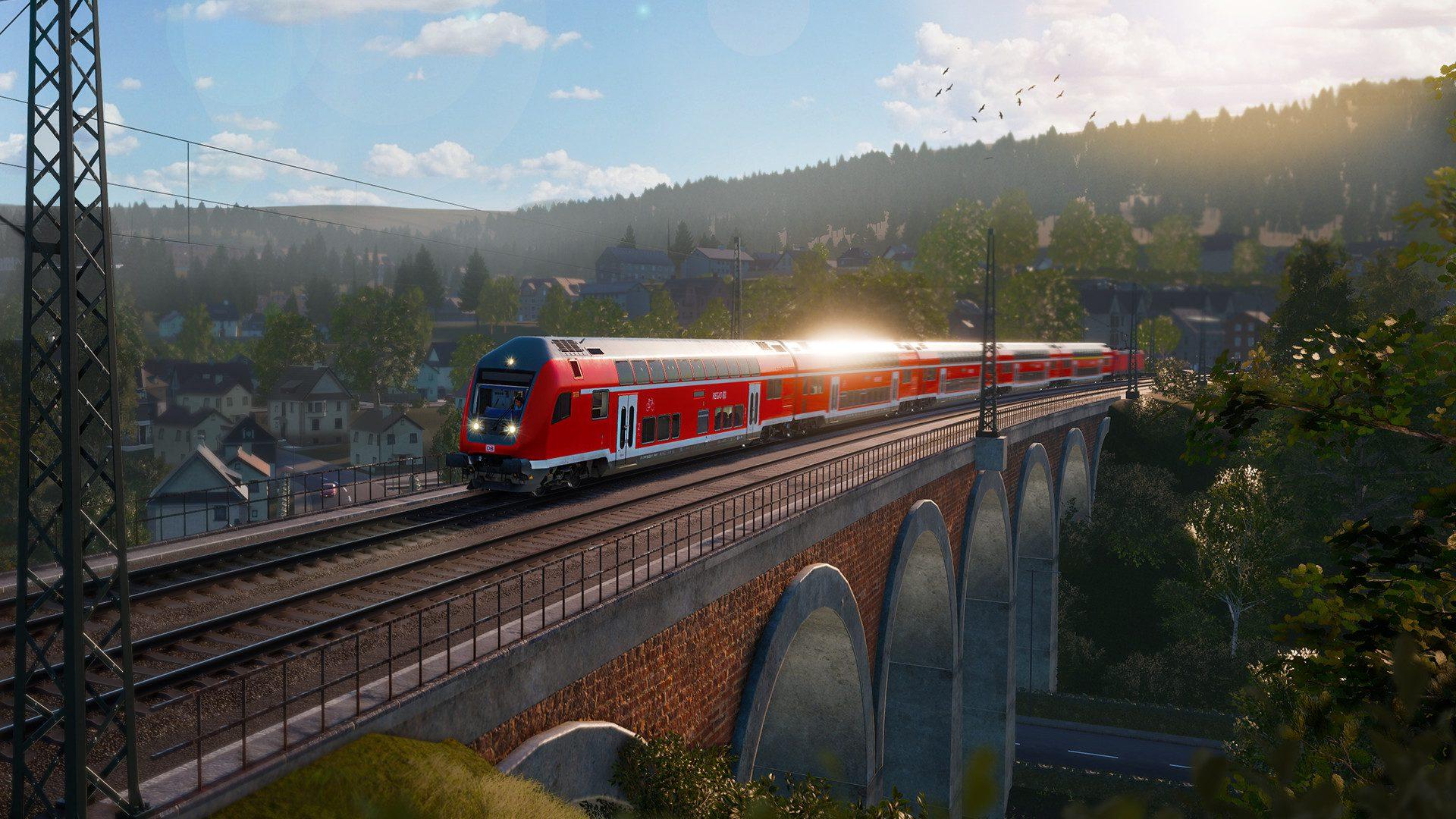 Train Sim World: Main Spessart Bahn erhältlich   SimLiveRadio